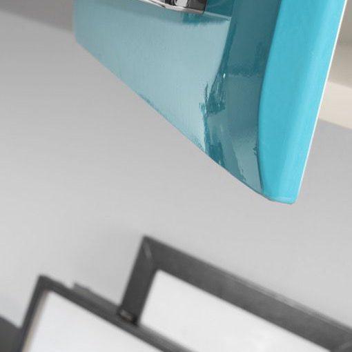 Cucina moderna Ambra profilo a saponetta dell'anta