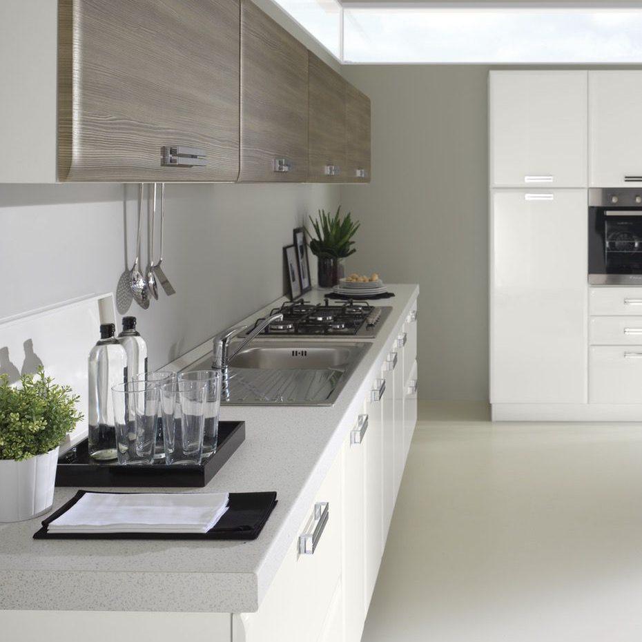 Cucina moderna Ambra particolare