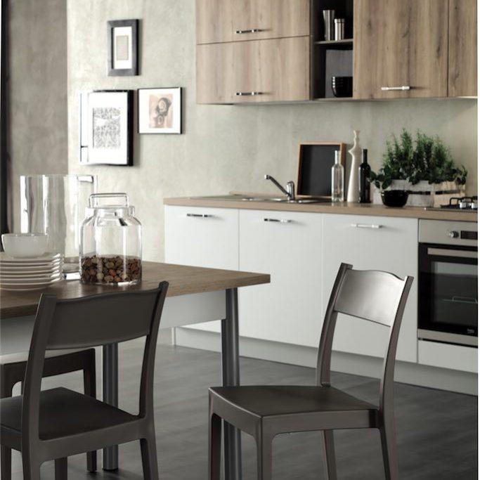 Cucina moderna Cloe particolare 12