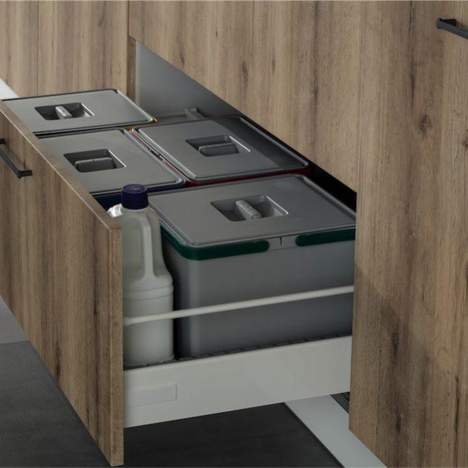 Cucina moderna Cloe particolare 15
