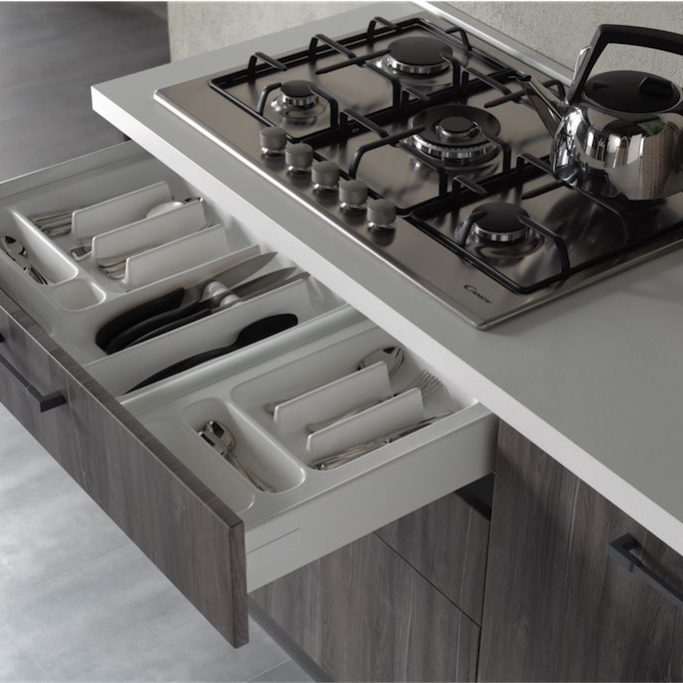 Cucina moderna Cloe particolare 20