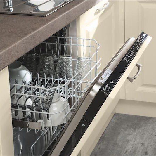 Cucina classica Anita particolare lavastoviglie