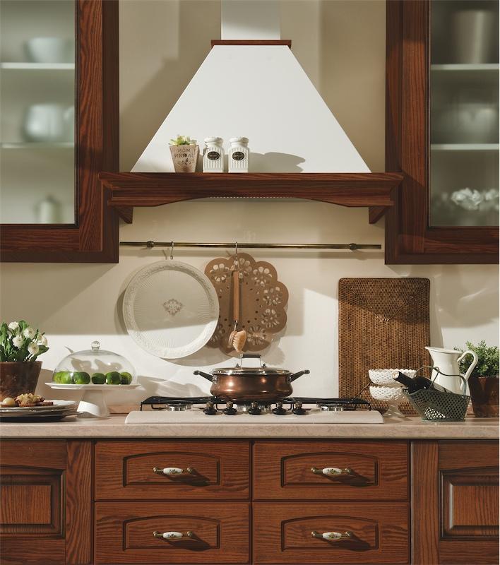 Cucina Classica Bea Elegante Geometria Disponibile In 4