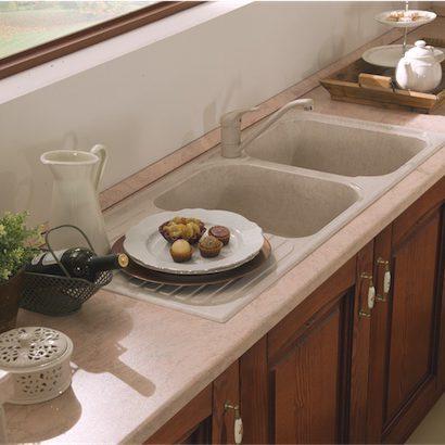 Cucina classica Bea particolare zona lavaggio