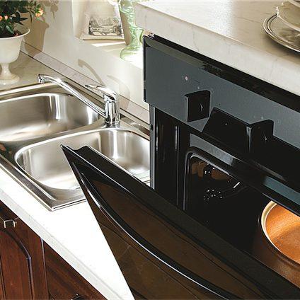 Cucina Classica Ninfa particolare zona lavaggio