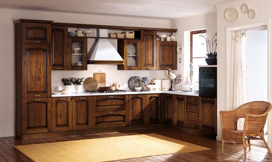 cucina classica ninfa
