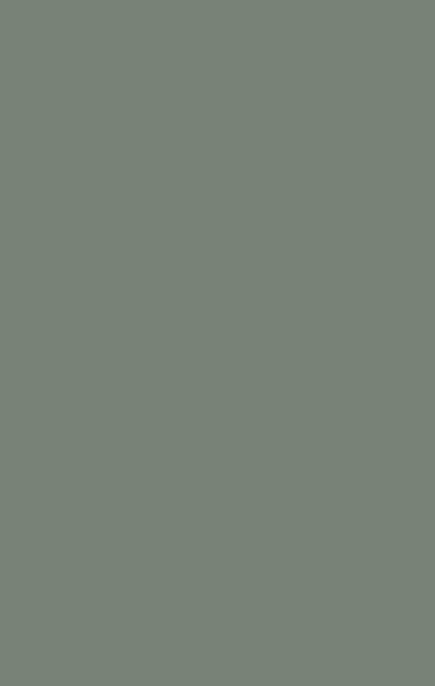 Anta verde oliva opaco