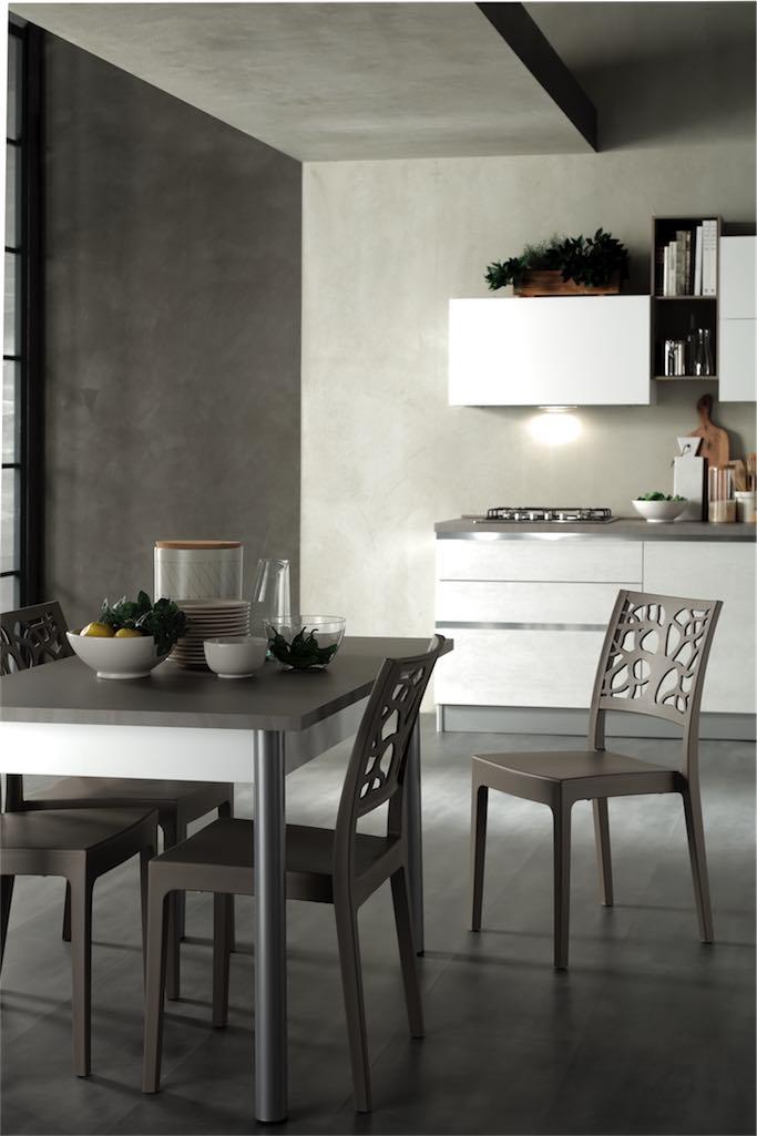 Cucina moderna Delizia una cucina estremamente elegante - NETCUCINE