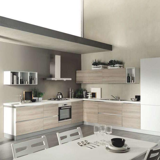 Cucina moderna Delizia particolare