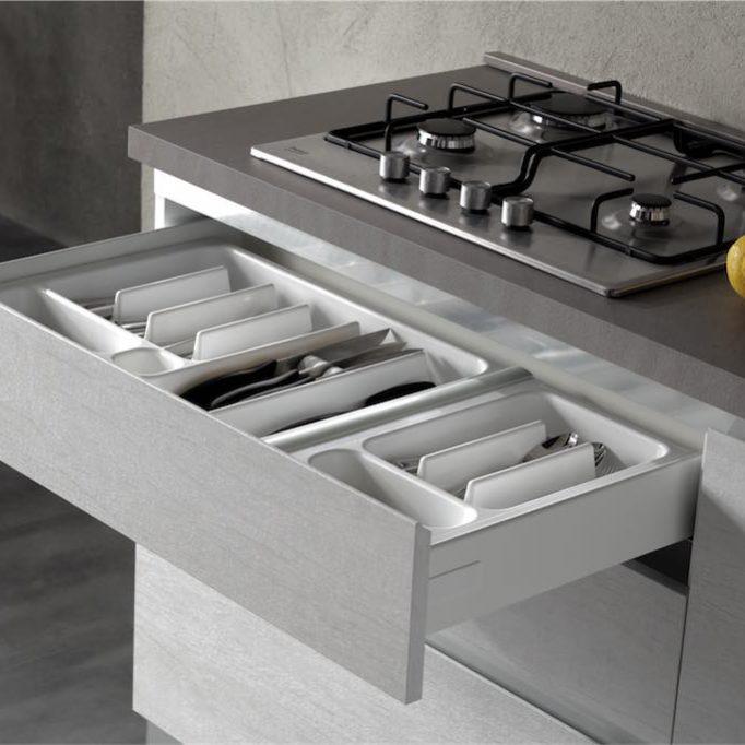 Cucina moderna Delizia particolare 03