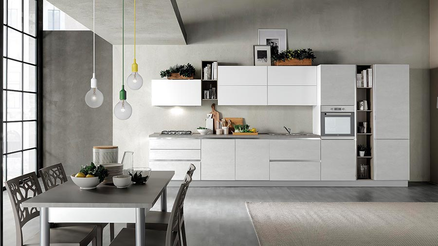 cucina moderna delizia