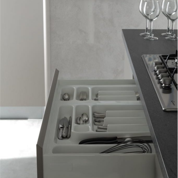 Cucina moderna Delizia particolare 29