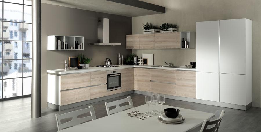 Cucina.Cucina Moderna Delizia Una Cucina Estremamente Elegante Netcucine