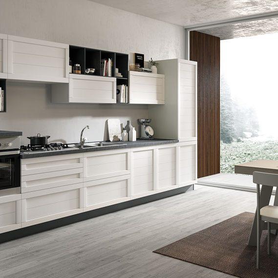 Cucina moderna Elsa composizione