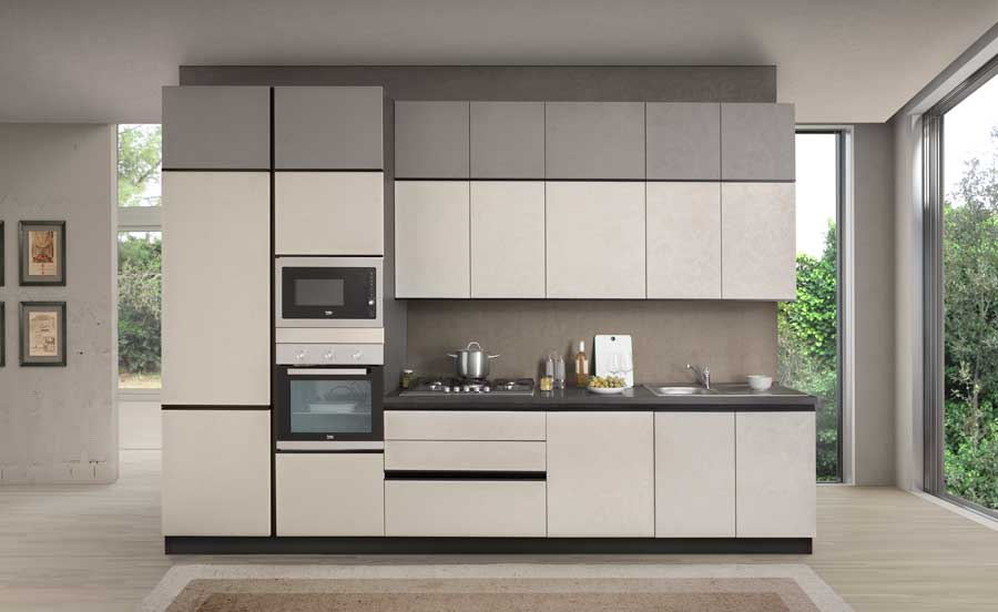 Cucine Moderne, cucine low cost made in Italy - NETCUCINE