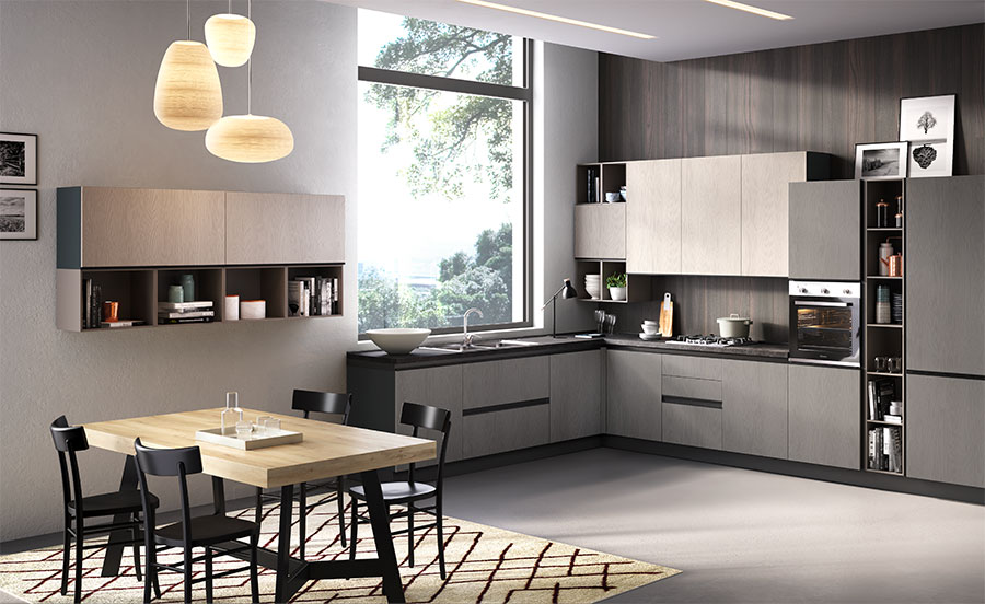 Classifica Cucine Componibili.Cucine Moderne Cucine Low Cost Made In Italy Netcucine