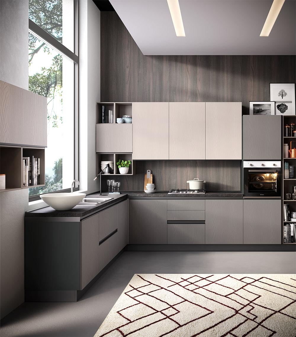 Cucina moderna Zoe, soluzione ideale al prezzo più vantaggioso ...